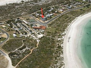 BeachFront Retreat in Lancelin