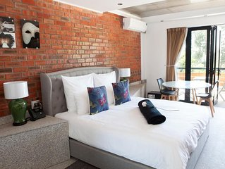 Purple Rayn Boutique Guest House - Superior Suite