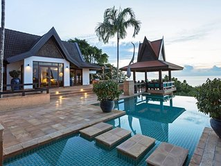 Villa Baan Hen, 5 Bedroom in Kata Beach