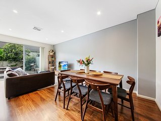 Beach Front House Close to Sydney Airport U5