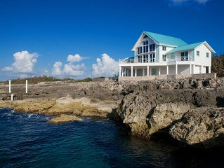 Little Cayman 3 Bedroom Oceanfront  Private Villa