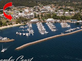 Nelson Bay - Prime Location