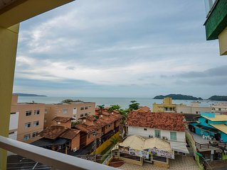 Residencial Vista Bella, 1 dormitorio 100MT do mar! 4 Pessoas
