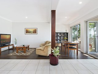 Hideaway in Coolangatta 1 bedroom retreat in a quiet leafy setting WiFi is inclu