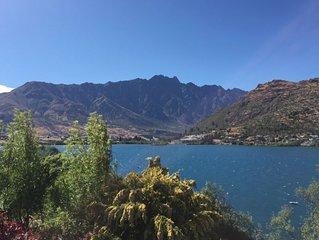 Stunning Mountain and Lake Views