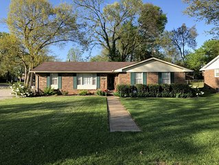 Perfect home for Mammoth Cave trip and BEST home for WKU visit!