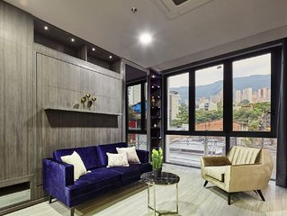 Luxor Boutique Parque Lleras 8 bedroom Penthouse