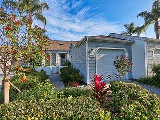 Perico Bay Club Home: 2 BR/ 2 BA House in Bradenton by RVA, Sleeps 4