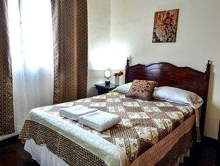 Rio Lindo Double Room - Casa Armenta B&B