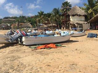 Playa Zicatela- Casa la Joya Upstairs
