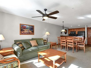 Ski-in/Ski-out Solitude Resort Condo w/Community Theater Room, Hot Tubs, Year Ro