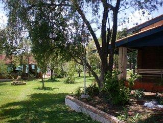 Linda chacara (Pora-Yepota) com piscina, pomar, toda gramada