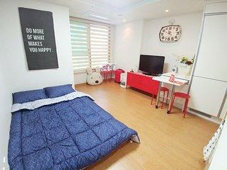 [Happy Room No.1] Cozy Room in Busan