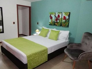 Large apartmen with  three bedroom in the center of Cali