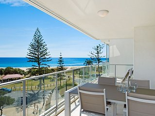 Reflections tower 2 Unit 401 - Beachfront, Ocean views and in a great location W
