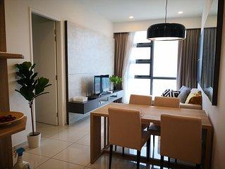 Rooftop Suite 500m Bukit Bintang | MRT | KLCC | Kuala Lumpur