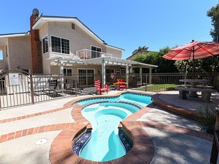 2500sf house,  4 Brs, 3 Baths, Spa, Wading Pool