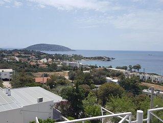 Best sea view in Saronida