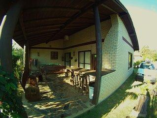 Casa em Condominio Fechado - 100mts Lagoa de Ibiraquera