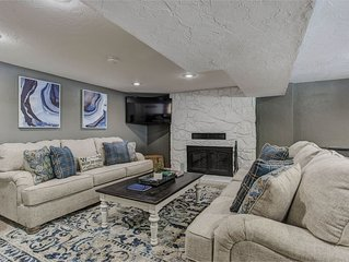 *BRAND NEW* Beautiful Private Basement w/ Kitchen, Creek Access & Private Entry