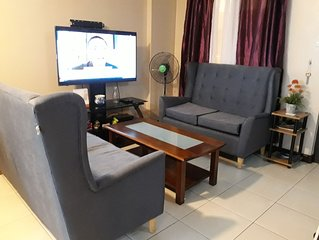 2 Bedroom Furnished Unit, The Redwoods Condominium, Fairview, Quezon City