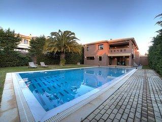 Athens Lagonisi Villa Vivaris