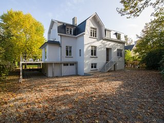 Beautiful house (Brussels) next to the forest