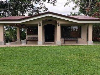 Private Villa near La Fortuna Airport