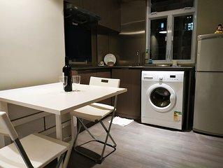 [9FTA] Modern 1 BR apartment * Mong Kok