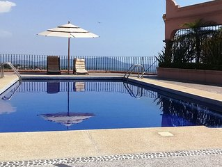 Enjoy this spectacular Villa In The City Of Eternal Spring