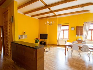 Golden Kettle House Apartment Prague