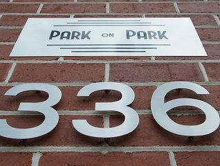 Park on Park (4 bedrooms, sleeps 7 - 2.5 bathrooms)