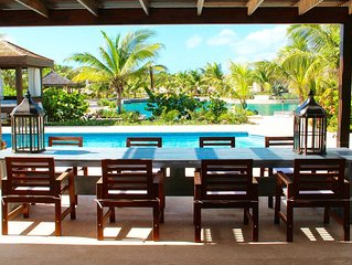 Steps from Private Beach And Marina, Pool, and Exuma at your footsteps
