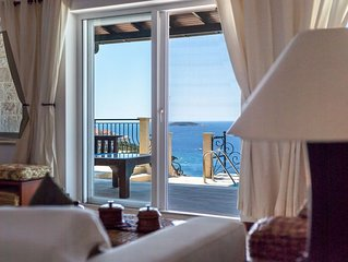 Exceptional Villa Private Pool Incredible Mediterranean View