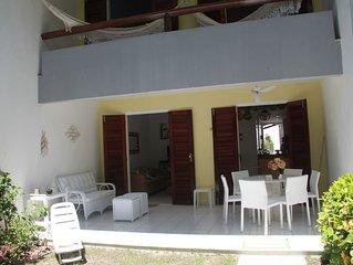 Tamandare - Beira Mar - Linda Casa - 2 suites