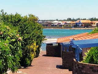 Waterside Villa - Mandurah at your doorstep Unlimited fast wifi!