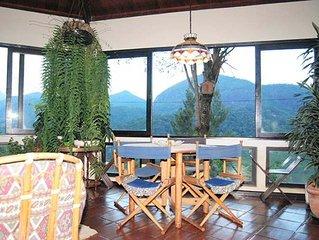 Casa 3 qtos, belíssima vista, ideal para famílias e casais em busca de descanso