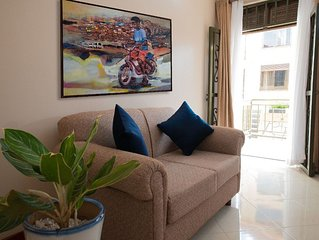 Affordable, Luxurious Self-contained Apartments in Kampala - Uganda