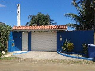casa com piscina churrasqueira varanda garagem para ate 3 carros