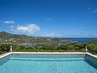 Amazing Views of the Bay and Ocean, Heated Swimming Pool, Alfresco Dining Area,