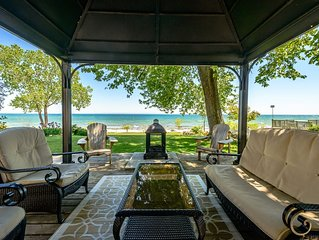 Lakeside Getaway On Shores Of Lake Erie - Now Booking for 2019!