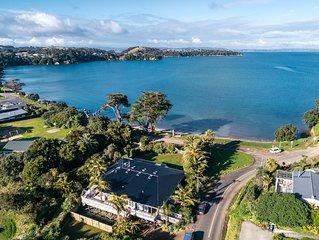 Lannan Beach House - Stay Waiheke