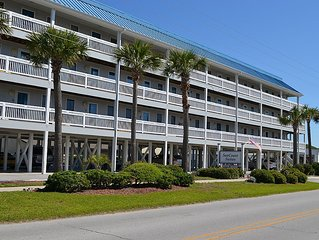 Ocean View Condo in Surf City ~ Walking Distance to the Ocean