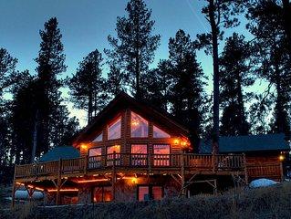 Beautiful Cabin near Deadwood and Sturgis