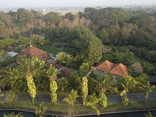Uma Wana Prasta Estate, 5 Bedroom Villa in Tabanan
