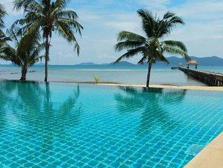 Luxury Seaview - Infinity Pool (BB3)