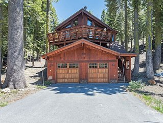 Charming House w/ Slow Cooker, Board Games, AppleTV, Very close to Squaw Valley