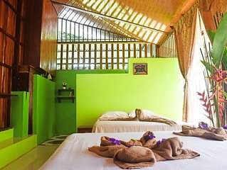 Monkey Lodge- Drake Bay - Be part of the rainforest