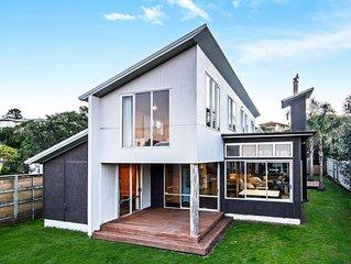 Collie's beach house