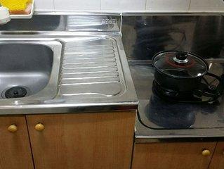 LONGtermSTAY(41)+Bath&Kitchen near BEXCO